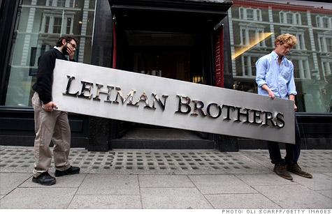 lehman brothers bk
